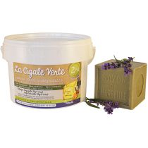 Washpowder Lavande La Cigale Verte 2Kg
