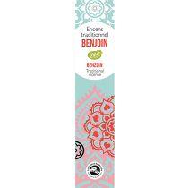 Benzoin Indische Wierstokjes Encens Du Monde  20 Stokjes