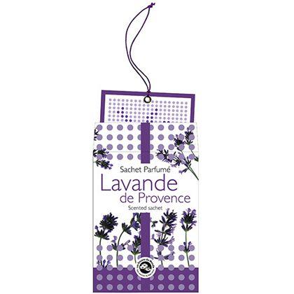 Provence Lavender Scented Sachet Encens Du Monde