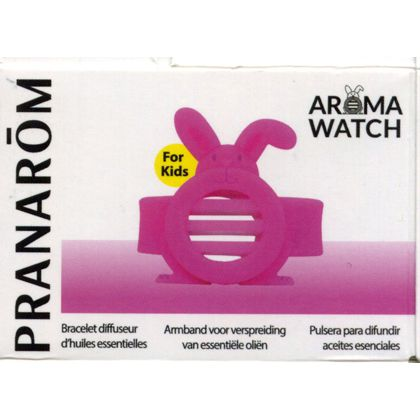 Aromawatch Essential Oil Diffusion For Kids Pranarom