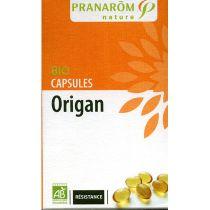 Oregano  30 Capsules Essential Oil