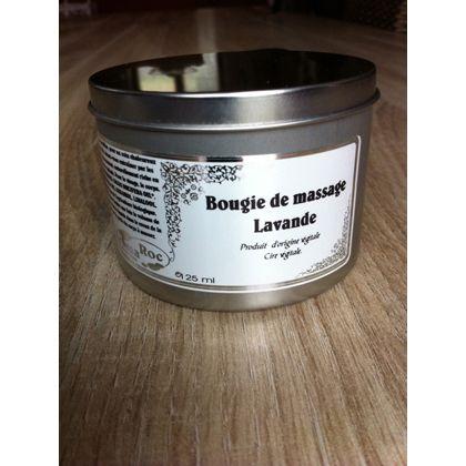 Massage Candle Lavender Aromaroc
