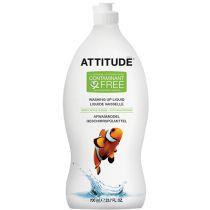 Afwasmiddel Appel Basilicum Attitude 700Ml