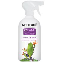 Bathroom Cleaner Citrus Zest Attitude 800Ml