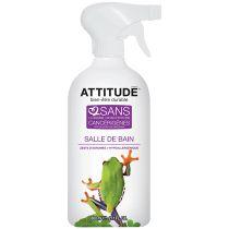 Bathroom Cleaner Citrus Zest Attitude 800Ml