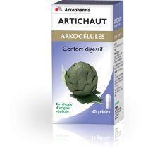Artichaut 45 Gelules Arkopharma