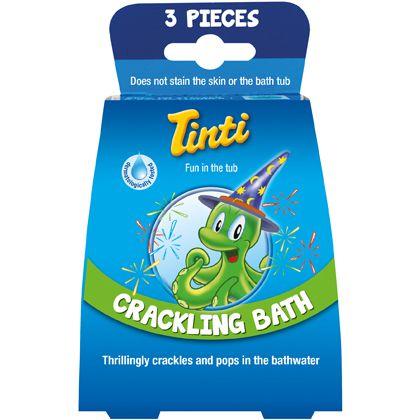 Crackling Bath Triopack Tinti