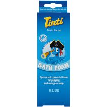 Bath Foam Kids Blue Tinti