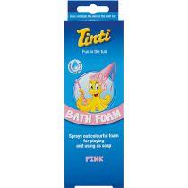 Wasschuim Kinderen Roze Tinti