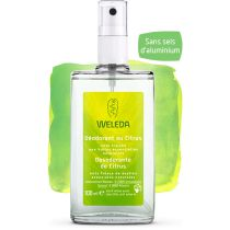 Citrus Deodorant Weleda 100Ml