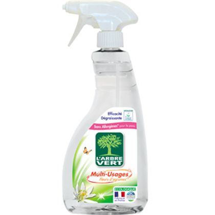 Multi Purposes Detergent Spray Citrus 750Ml Arbre Vert