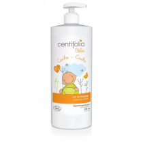 Reinigingsmilk Gezicht Lichaam Baby Bio 500Ml Centifolia