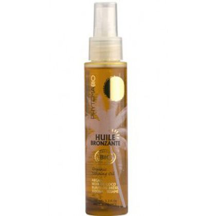 Organic Sun Oil Phytema Bio 100Ml