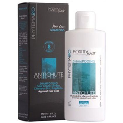 Shampoo Tegen Haaruitval Bio Positiv'Hair Phytema Bio 150 Ml