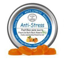 Anti-Stress Zuigtabletten Bachbloesems Elixirs & Co