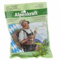 Alpenkraft Kruidenbonbons 75G Salus VERVALDATUM 31/01/18