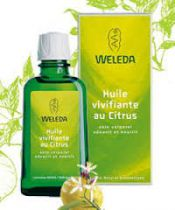 Citrus Verfrissingsolie 100Ml Weleda