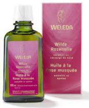 Wilde Rozenolie 100Ml Weleda
