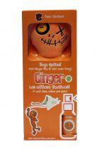 Kit Hug Plush Koorachoo + Spray Ginger Aromakids Fear Hunters