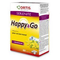 Happy & Go 5 X 12 Tabletten Ortis