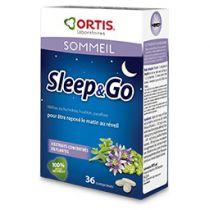 Sleep & Go 3 X 12 Tabletten Ortis