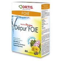 Methoddraine Leverzuivering 4 X 15 Tabletten Ortis
