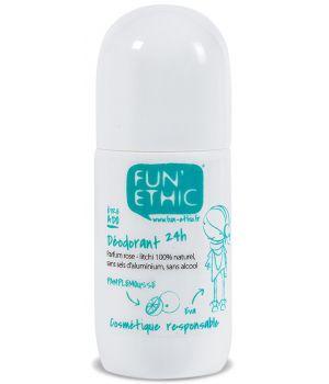 Deodorant 24U Puber Zijn 50Ml Fun Ethic