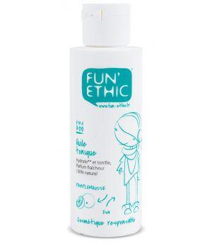 Tonic Body Oil Etre Ado 100Ml Fun Ethic