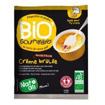 Crème Brûlée Bio Poederbereiding 80G Natali