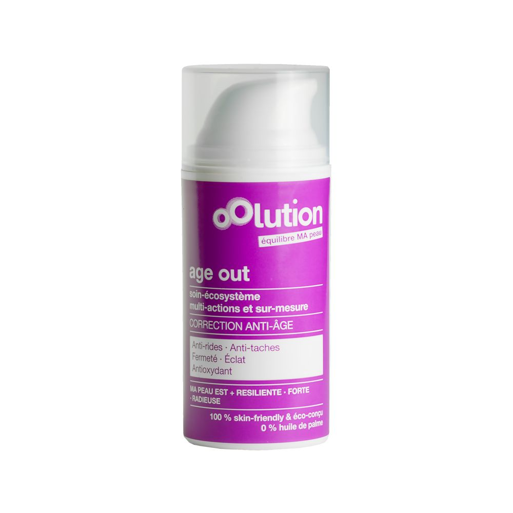 Age Out Anti-Verouderings Creme 30Ml Oolution