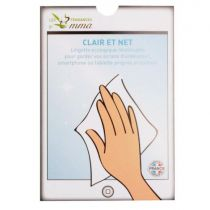 Clair Et Net Screen And Glasses Cleaning Wipe Les Tendances D'Emma