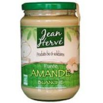 Organic White Almond Paste 350G Jean Herve