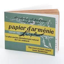 Papier D Armenie Triple