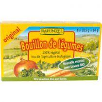 Vegetable Organic Bouillon 8 Cubes Rapunzel