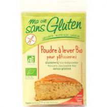 Baking Powder 3X17G Ma Vie Sans Gluten EXPIRE 31/03/19