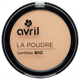 Compact Powder Claire Organic Avril
