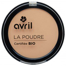 Compact Powder Nude Organic Avril