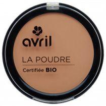 Compact Powder Organic Abricot Avril