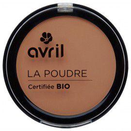 Compact Powder Organic Cuivrée Avril