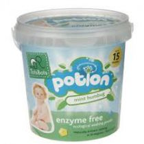 Potion Nappy Wash Mint Humbug 750G Tots Bots