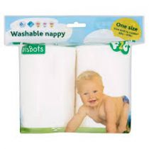 Disposable Nappy Liners (200) Tots Bots