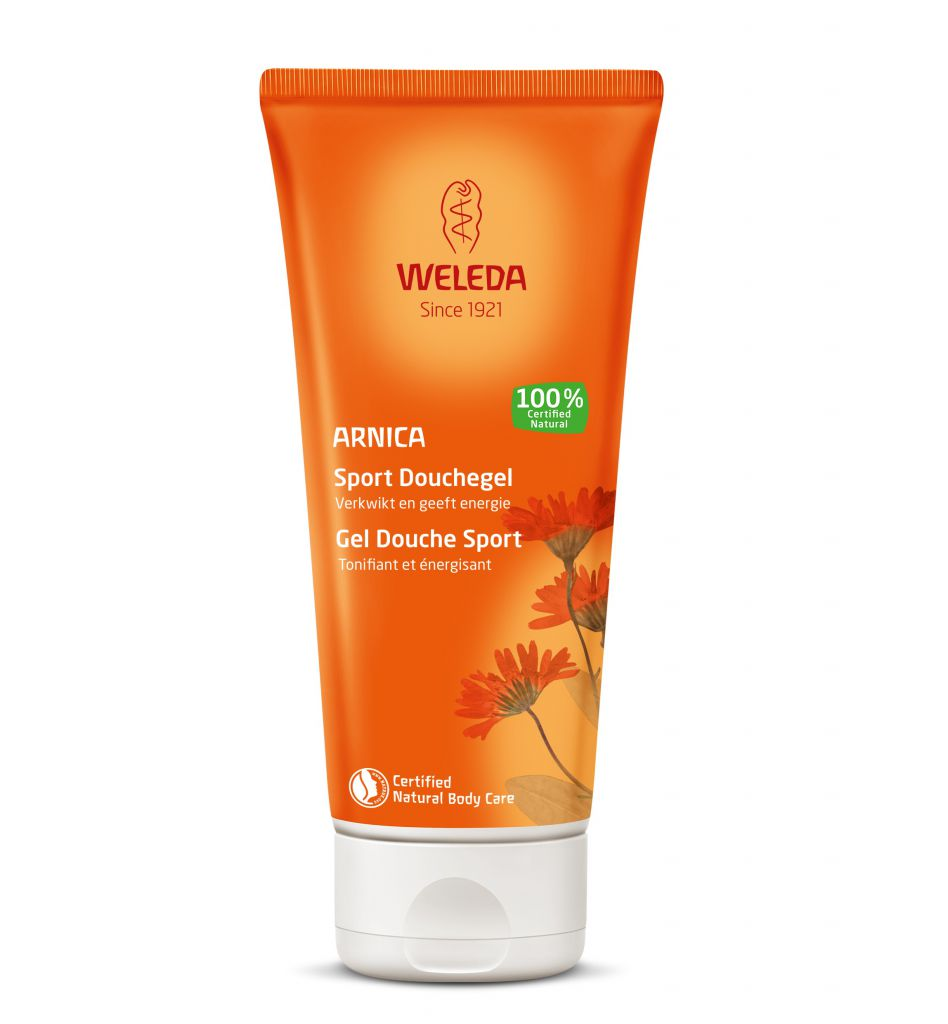 Arnica Sports Shower Gel 200Ml Weleda