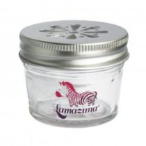Glass Pot For Solid Cosmetics Lamazuna