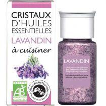 Essentiele Olie Kristallen Lavendel 18G Aromandise