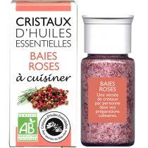 Essentiele Olie Kristallen Roze Bessen 18G Aromandise