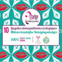 10 Reusable Wipes Lamazuna