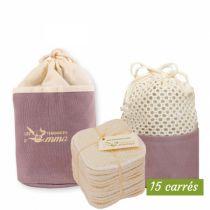 Kit Eco Belle Tissue Bamboo Les Tendances D'Emma