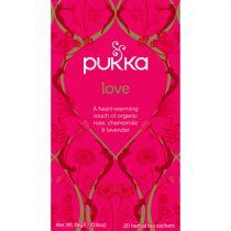 Kruidenthee Love 20 Zakjes Pukka