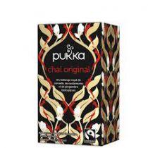 Kruidenthee Original Chai Bio 20 Zakjes Pukka VERVALT EIND 12/18