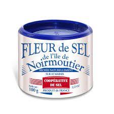 Flower Of Salt 100G Sel De Noirmoutier Aquasel